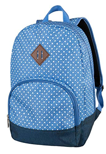 Rucksack Modetasche City Fashion PEPPERS DOTS 26382