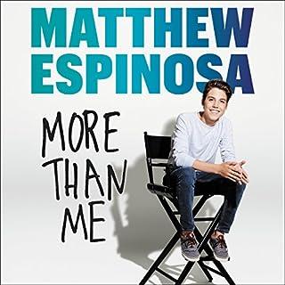 Matthew Espinosa: More Than Me cover art