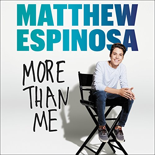 Matthew Espinosa: More Than Me cover art