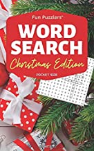 "Word Search: Christmas Edition Volume 1: 5"" x 8"" Pocket Size (Fun Puzzlers Travel Size Word Search Books)"