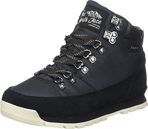 THE NORTH FACE Damen W Back-to-Berk Redux Zehenkappen, Schwarz TNF Black Vintage White Lq6, 39 EU