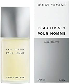 L'eau De Issey By Issey Miyake For Men. Eau De Toilette Spray 6.7 Fl Oz