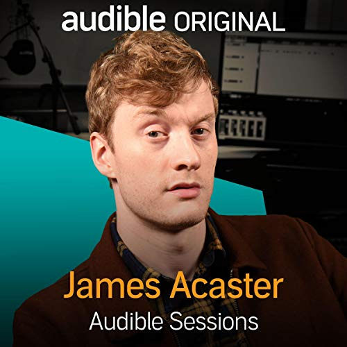 Page de couverture de James Acaster