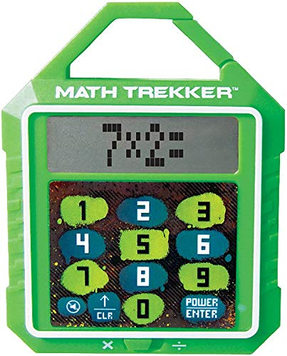 Learning Resources Math Trekker Multiplication & Division Game