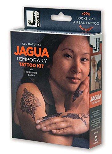 Jacquard Jagua Temporary Tattoo Kit-