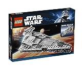 LEGO Star Wars 8099: Destructor Estelar Imperial (Escala Mediana) [versión en inglés]
