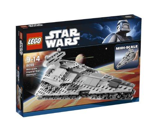 LEGO Star Wars 8099: Vaisseau Imperial Star Destroyer - Echelle réduite