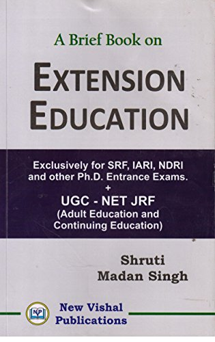 A Brief Book on Extension Education