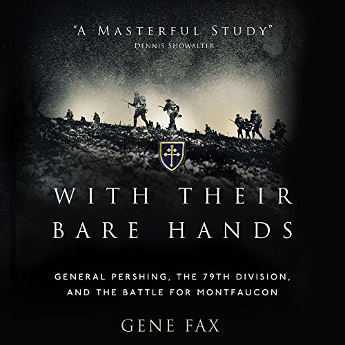 With Their Bare Hands audiobook cover art