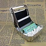 Mascotte TIN Automatic Cigarette Tobacco Rolling Machine Box 70mm Roller Roll