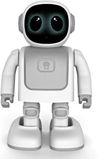 ECHEERS Spaceman Programmable Robot Toys Remote Control on App- Follow Music Dance - Kids Age 3 and up - Chargeable Battery
