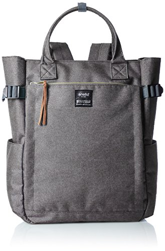 [Anero] 2WAY Tote Backpack Regular Post AT-C1225 Gray
