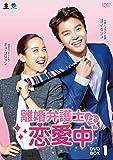 離婚弁護士は恋愛中 DVD-BOX1[DVD]