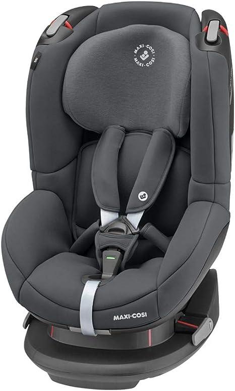 Maxi-Cosi Tobi Toddler Car Seat Group 1, Forward-Facing Reclining Car Seat, 9 Months - 4 Years, 9-18 kg, Authentic Graphite: image