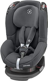 Maxi-Cosi Tobi Kleinkinder-Autositz, Installation mit Sicherheitsgurt, 9 Monate - 4 Jahre, 9 - 18 kg, Authentic Graphite