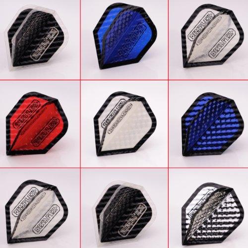 5 x Mixed Sets of Dimplex TRIM Dart Flights Standard Shape