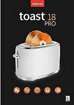 Roxio Toast 18 Pro - Complete DVD Burner & Digital Media Suite [Mac Download]