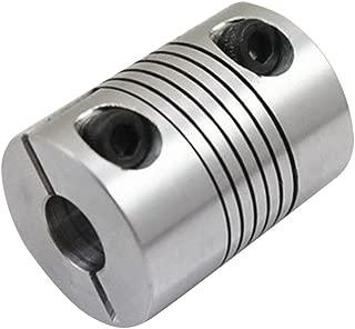 Flexible Coupling D30 L42 Shaft Coupler Servo Motor Connector Inner Diameter 12mm x 12mm