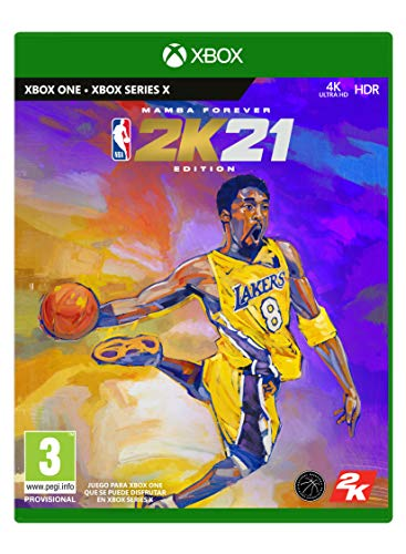 NBA 2K21 -Xbox One, Mamba Forever Edition