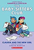 Claudia and the New Girl (The Baby-sitters Club Graphic Novel #9) (9) (The Baby-Sitters Club Graphix)
