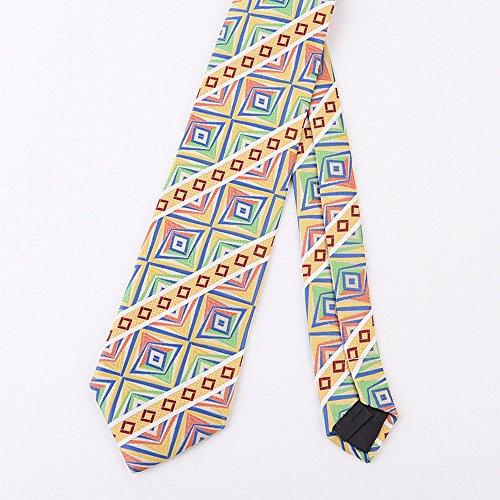 ZBPD Herrenmode Krawatte Kleid Business Krawatte Seidenkrawatte,EIN,148 * 8,5 cm