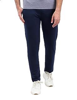 Off Cliff Side Pocket Elastic Waist Drawstring Cotton Sweatpants for Men