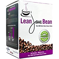 30-Pack Lean Java Bean Instant Weight Loss Coffee