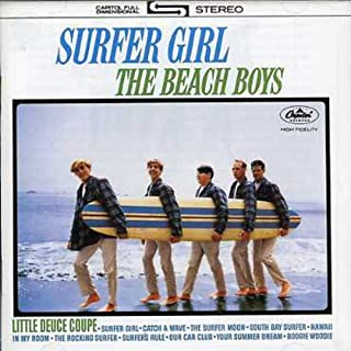 beach boys california girls album