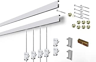 Best display rail system Reviews