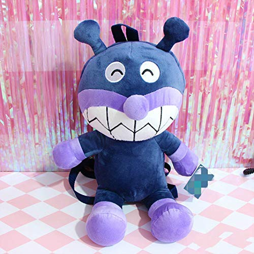 muyichen Juguete De Peluche Hot Japan Cartoon Plush Toys Mochila Muñeca De Peluche Suave Mochila Bolsas Bacteria Doll Ragdoll Regalo De Cumpleaños