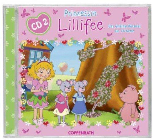 Prinzessin Lillifee - Das Original Hörspiel zur TV-Serie Folge 2
