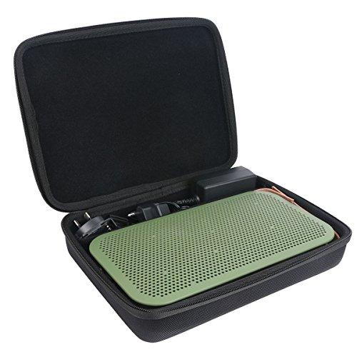 Khanka Eva Hart Reise Tragetasche Tasche Für B&O Play by Bang & Olufsen Play BeoPlay A2 Tragbarer Bluetooth Lautsprecher Speaker