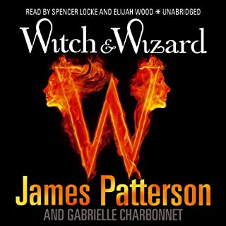 Witch & Wizard, Book 1 cover art