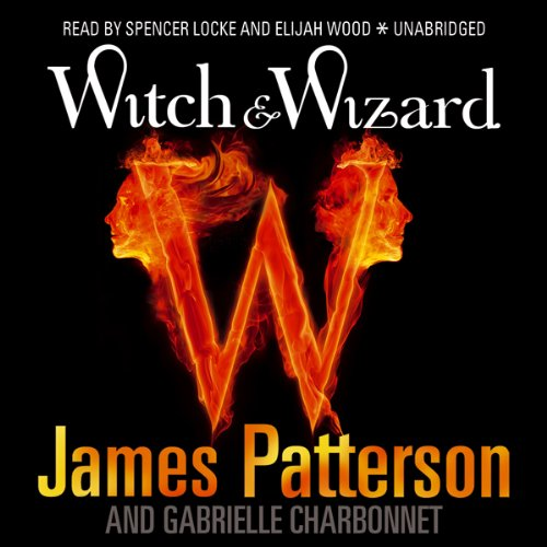 Witch & Wizard, Book 1 audiobook cover art