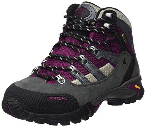 Boreal Klamath W's Zapatos Deportivos, Mujer, Malva, 4