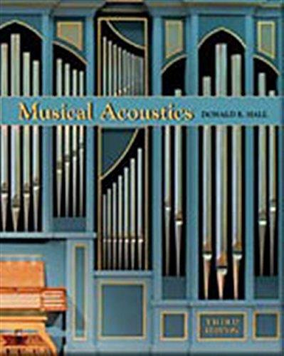 Musical Acoustics, 3rd Edition