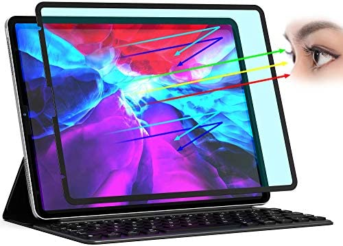 Habyby Anti Blue Anti Glare Light Screen Protector Compatible With iPad Pro12 9 inch 2020 2018 product image