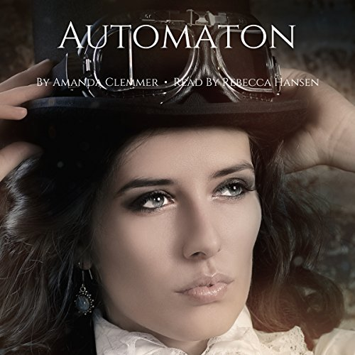 Automaton audiobook cover art