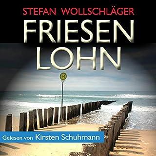 Friesenlohn: Ostfriesen-Krimi Titelbild