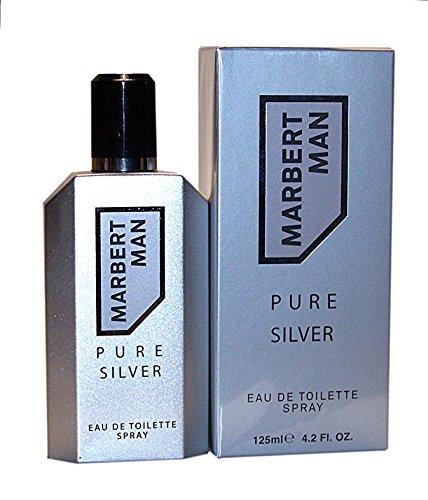 MARBERT Mbt Man Pure Silver EDT Vapo 125 ml