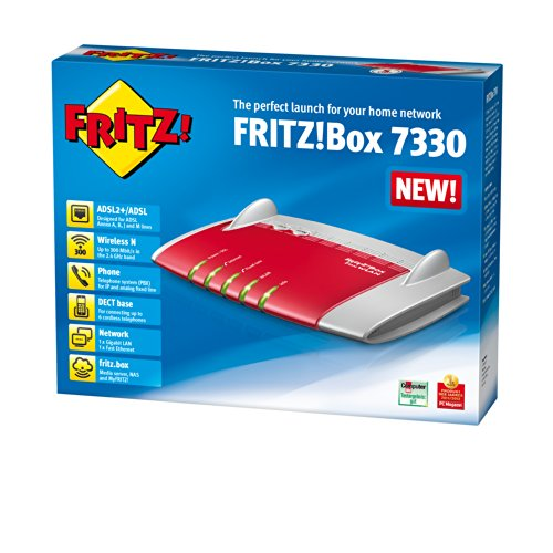 AVM Fritz!Box Fon WLAN 7330 international
