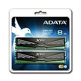 Adata XGP デスクトップ用メモリー 8GB(4GBx2) DDR3-1600 PC3-12800 (AX3R1600W4G11-DD)