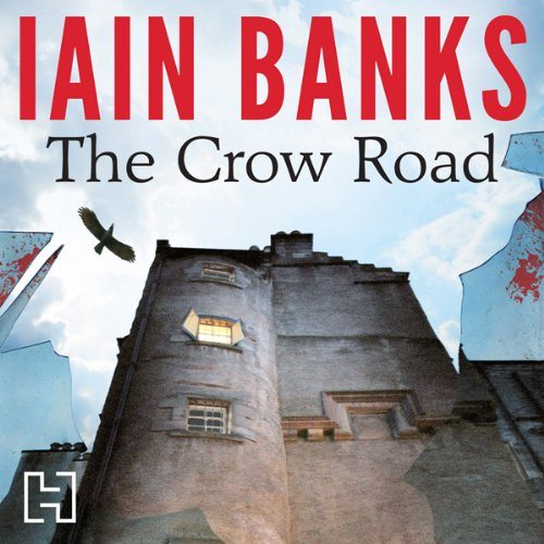 The Crow Road audiobook cover art