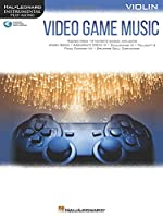 Video Game Music for Violin: Includes Downloadable Audio (Hal-Leonard Instrumental Play-Along)