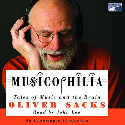 Musicophilia audiobook cover art