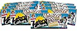 Little Debbie Zebra Cakes, Contains 10 Snack Cakes (Twin Wrapped) - 8 Pack
