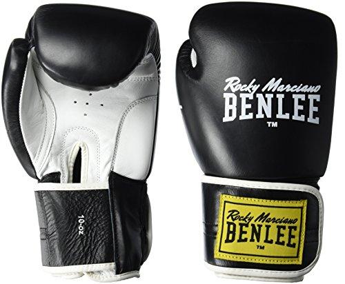 BENLEE Rocky Marciano Tough Boxhandschuhe, Black, 12 oz