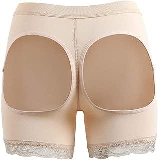 Women's Seamless High Waist Siamese Shape Pants Shaped Waist Body Shaping Thighs Bare Hips Hip Raise Pants