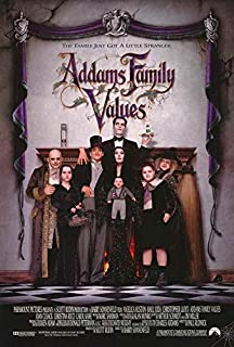 Addams Family Values POSTER Movie (27 x 40 Inches - 69cm x 102cm) (1993) (Style B)