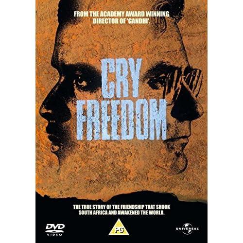 Cry Freedom [Edizione: Regno Unito] [Edizione: Regno Unito]
